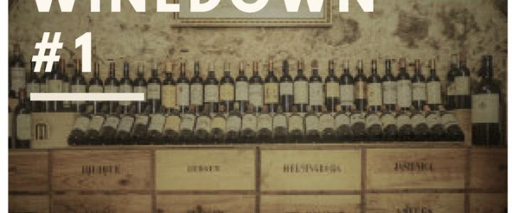 Weekly Winedown #1 –  Les Deux Pins Cabernet Sauvignon