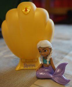 Mermaid Charm Review #toys #mermaid #review #kids