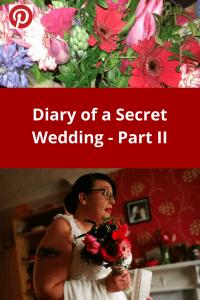 Diary of a secret wedding #wedding #weddingprep #weddingplanning #secretwedding #secretdiaries #diary #weddingdiary #bride #secretbride