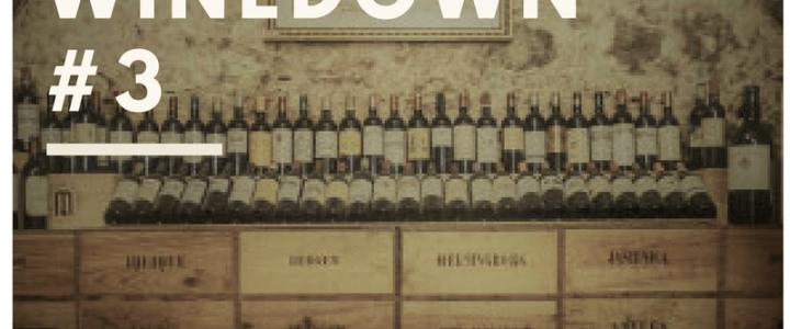 Weekly Winedown #3 Otra Vida Malbec.
