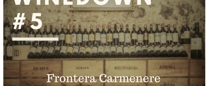 Weekly Winedow #5 – Frontera Caremenere