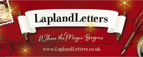 Lapland letters Logo