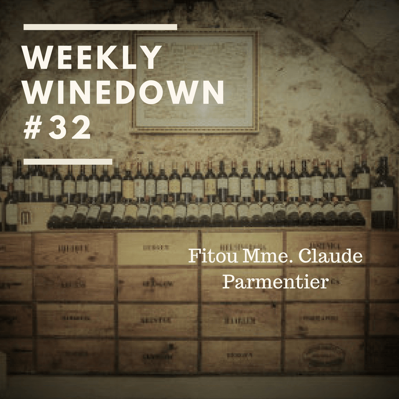 Weekly Winedow 32 Fitou Mme Claude Parmentier #fitou #redwine #wine #drink