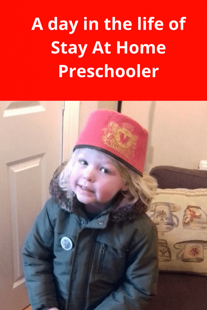 A day in the life of Stay At Home Preschooler #children #kids #preschool #mumlife #momlife #parenting #humour