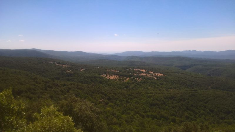 top tips provence cote d'azur view from Mons