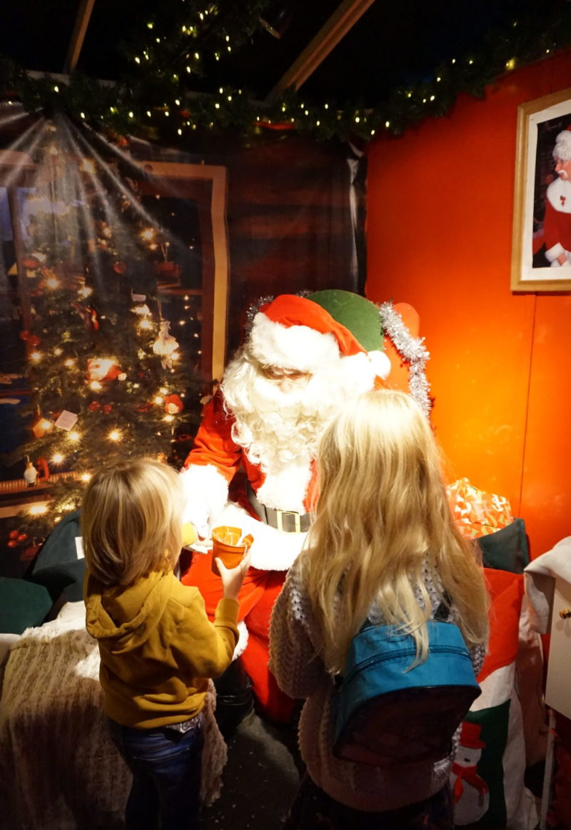 Christmas Grotto At Wyevale Garden Centre Carr Gate Me Annie Bee