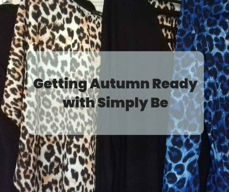 Getting Autumn Ready with Simply Be