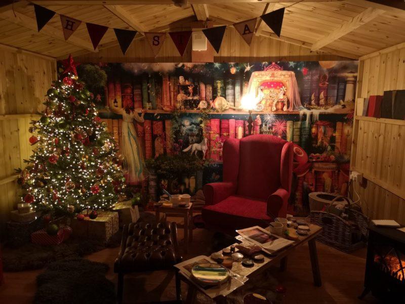 Lotherton Christmas Experience Elf Village