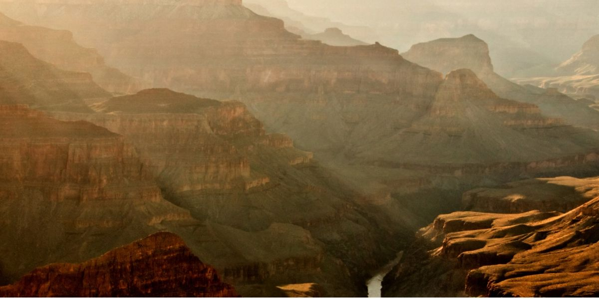 visiting lost countries Grand Canyon