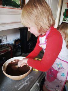 BeRo Chocolate Cake recipe