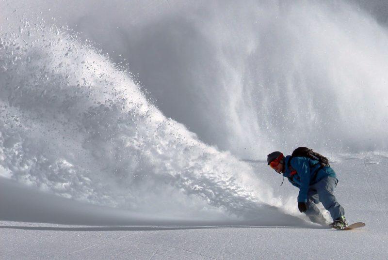 Family Ski in Austria Snow boarding