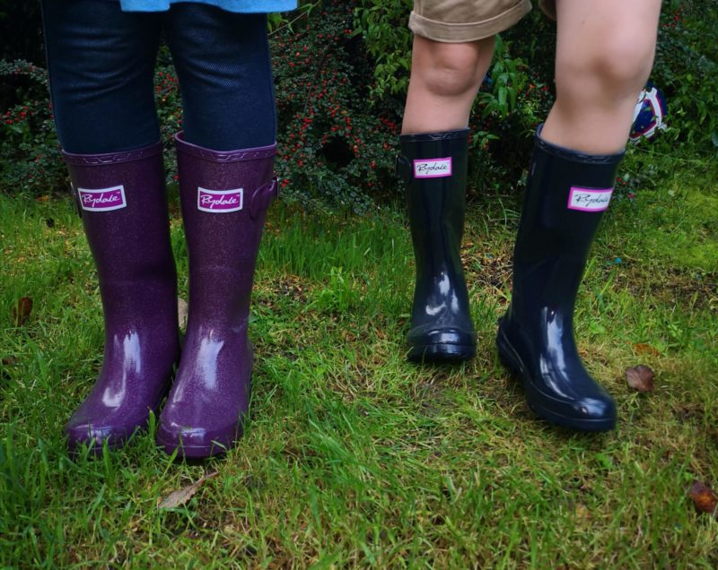Autumn is here Rydale Wellies