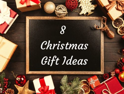 8 Christmas Gift Ideas
