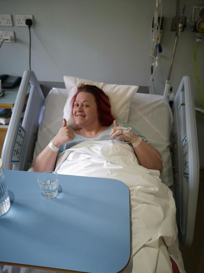 Hip replacement - Survived