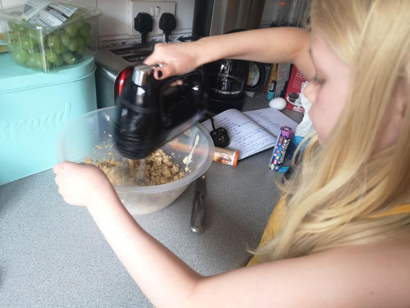 BeRo chocolate chip cookie method