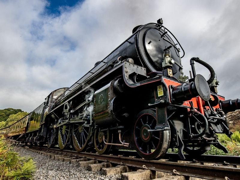 Father's Day North Yorkshire Railway