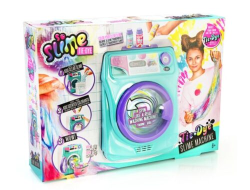 So Slime Tie-Dye Washing Machine
