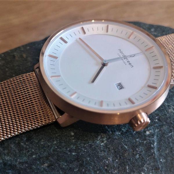 Nordgreen Philosopher Watch Date