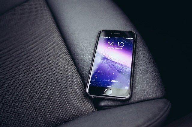 Child's smartphone use